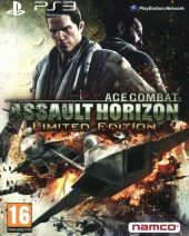 Ace Combat - Assault Horizon - Limited Edition - PS3 igra - korišćeno