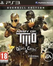 Army of Two - The Devils Cartel - PS3 igra - korišćeno
