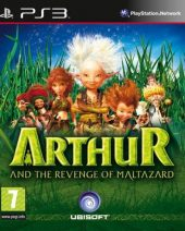 Arthur And The Revenge Of Maltazard - PS3 igra - korišćeno