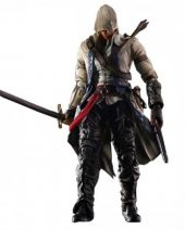 Assassin'S Creed III Play Arts Kai Connor