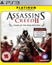 Assassins Creed 2 GOTY - PS3 igra - korišćeno