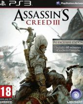 Assassins Creed 3 - PS3 igra - korišćeno