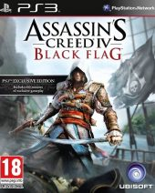 Assassins Creed 4 - Black Flag - PS3 igra