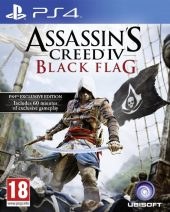 Assassins Creed 4 - Black Flag - PS4 igra