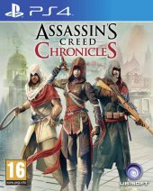 Assassins Creed Chronicles - PS4 igra