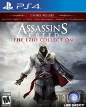 Assassins Creed Ezio Collection - PS4 igra