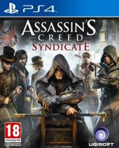 Assassins Creed Syndicate - PS4 igra