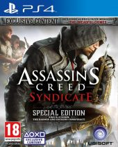 Assassins Creed Syndicate - Special Edition - PS4 igra - korišćeno