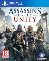 Assassins Creed Unity - PS4 igra
