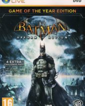 Batman Arkham Asylum GOTY - PC igra