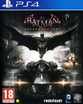 Batman Arkham Knight - PS4 igra