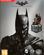 Batman Arkham Origins - PC igra