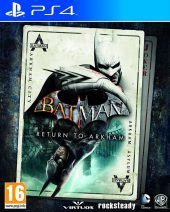 Batman Return to Arkham - PS4 igra