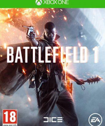 Battlefield 1 Frontline - XBOX One igra