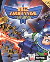 Buzz Lightyear of Star Command - PC igra