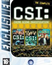 CSI Triple Pack (CSI + CSI Dark Motives + CSI Miami) - PC igra