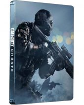 Call Of Duty Ghosts Limited Edition (steelbook) - PS3 igra - korišćeno
