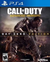Call of Duty - Advanced Warfare - Day Zero Edition- PS4 igra - korišćeno