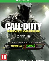 Call of Duty - Infinite Warfare - XBOX One igra