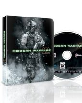 Call of Duty - Modern Warfare 2 - Limited Steelbook Edition - PS3 igra - korišćeno