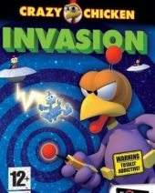 Crazy Chicken - Invasion - PC igra
