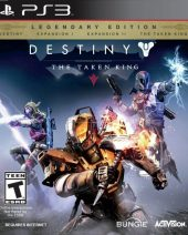 Destiny The Taken King - Legendary Edition - PS3 igra - korišćeno