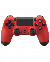 DualShock 4 - Sony PS4 Wireless Controller CRVENI