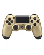 DualShock 4 - Sony PS4 Wireless Controller Gold