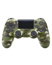 DualShock 4 - Sony PS4 Wireless Controller Green Camo