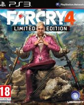 Far Cry 4 - Limited Edition- PS3 igra - korišćeno