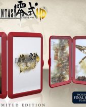 Final Fantasy Type - 0 HD - Limited Edition - PS4 igra