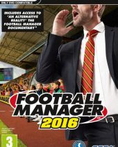 Football Manager 2016 - PC igra
