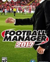 Football Manager 2017 - PC igra