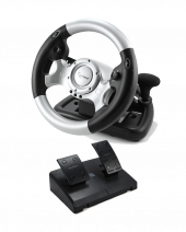 Gembird Force Feedback Steering Wheel STR FFB3 - volan