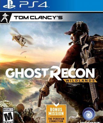 Ghost Recon Wildlands - PS4 igra