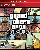 Grand Theft Auto - GTA San Andreas - PS3 igra
