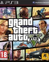 Grand Theft Auto V - GTA 5 - PS3 igra
