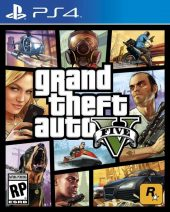 Grand Theft Auto V - GTA 5 - PS4 igra
