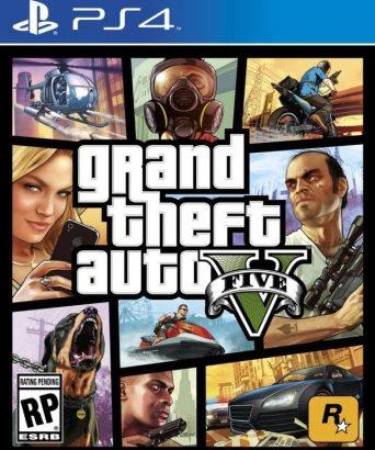 Grand Theft Auto V - GTA 5 - PS4 igra