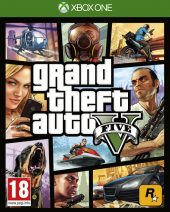 Grand Theft Auto V - GTA 5 - XBOX One igra