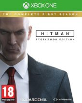 Hitman The Complete First Season Steelbook Edition - XBOX One igra