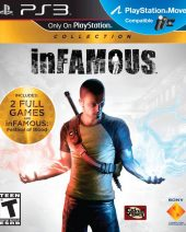 Infamous Collection - PS3 igra - korišćeno