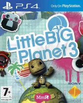 Little Big Planet 3 - PS4 igra