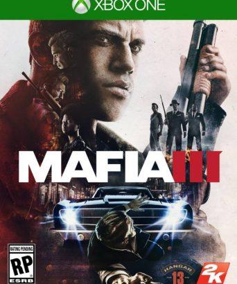Mafia 3 - XBOX One igra