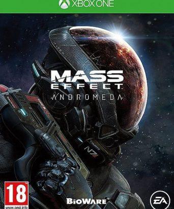 Mass Effect Andromeda - XBOX One igra