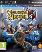 Medieval Moves - Deadmunds Quest - PS3 igra - korišćeno