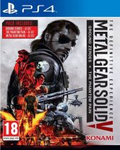 Metal Gear Solid 5 - The Defitinitve Experience - PS4 igra