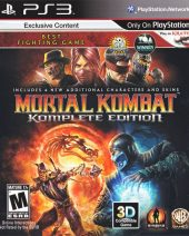 Mortal Kombat 9 Komplete Edition - PS3 igra