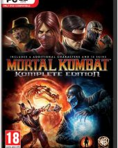 Mortal Kombat Komplete Edition - PC igra