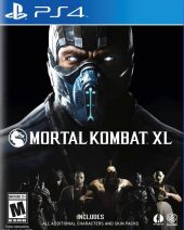 Mortal Kombat XL - PS4 igra